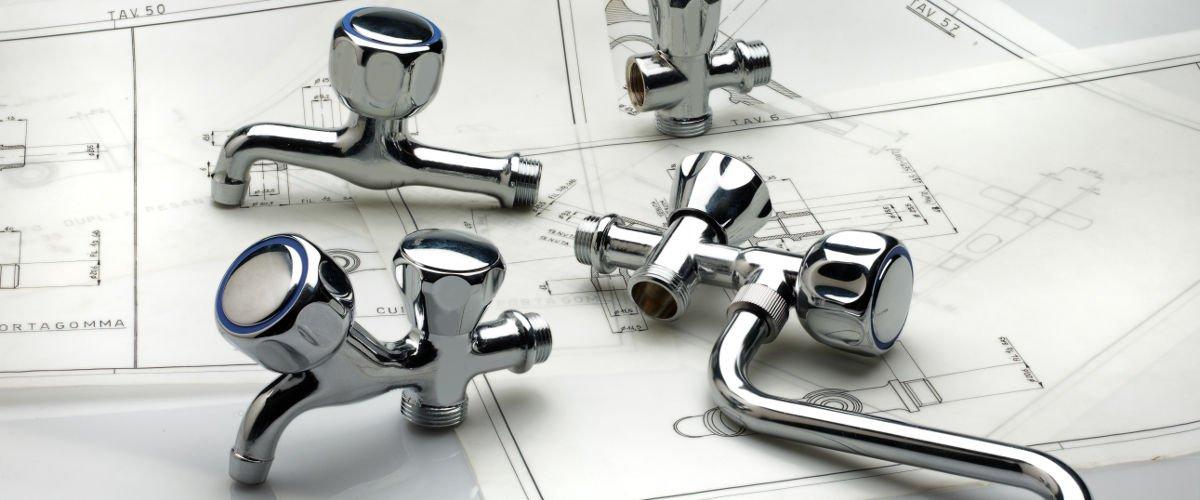 Chromed Brass Bibcocks and Parts for Bibcocks