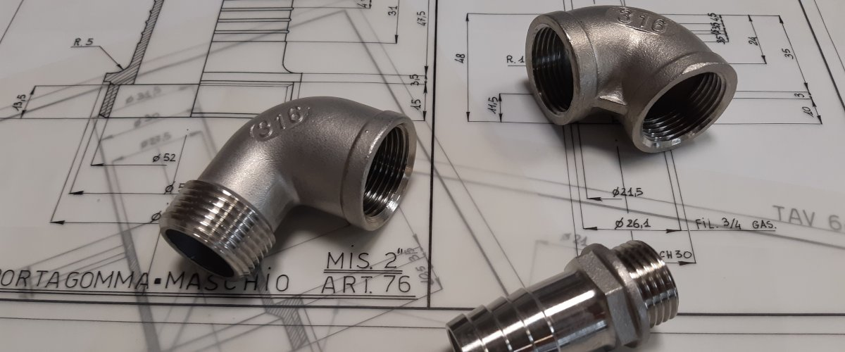 Stainless Steel Aisi 316 and 304 Fittings And Bibcocks